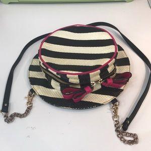 Betsy Johnson hat purse!